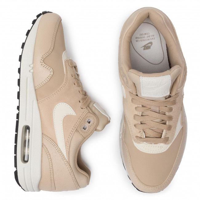 De pale Linen Zapatos Prm Nike Sneakers summit Ivory Air white Mujer 1 454746 209 Max kXn8wNOP0