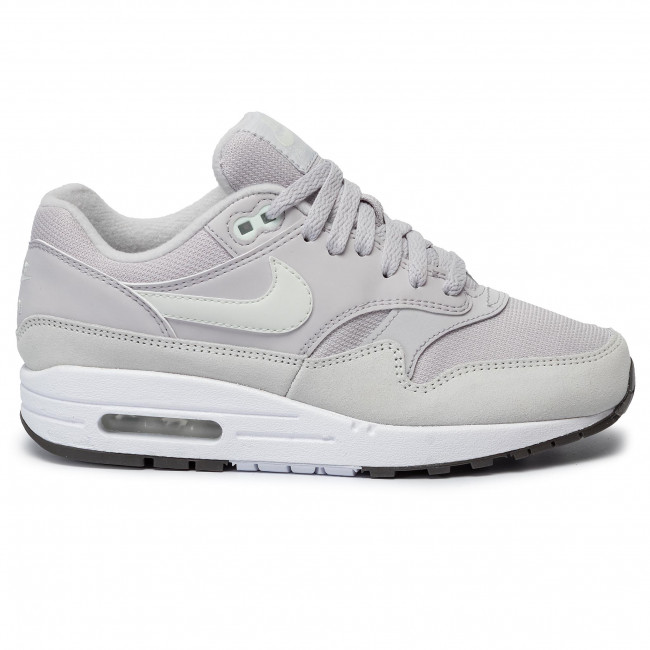 Nike air max 1 premium summit white atomic violet morado