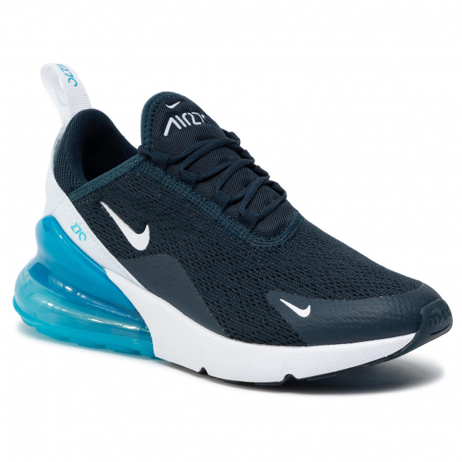 Force Navy 403 Max Nike Ah6789 Zapatos Sneakers Air De blue Armory Mujer 270 white w80mNnOv