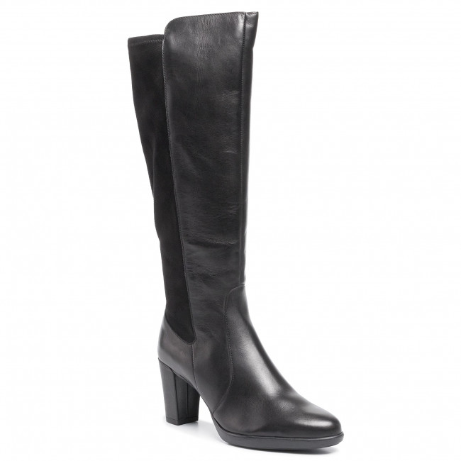 Botas The Flexx - Semele B652/30 Black Y Otros