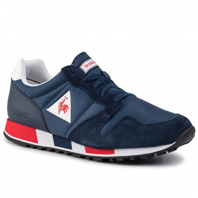 Sneakers LE COQ SPORTIF Omega Sport 1910514 Dress BluePure Red