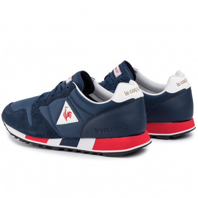 Sneakers LE COQ SPORTIF - Omega Sport 1910514 Dress Blue/Pure Red - Sneakers