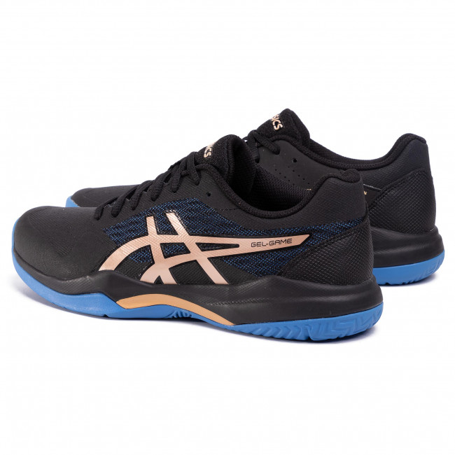 Zapatos ASICS - Gel-Game 7 1041A042 Black/Champagne 012