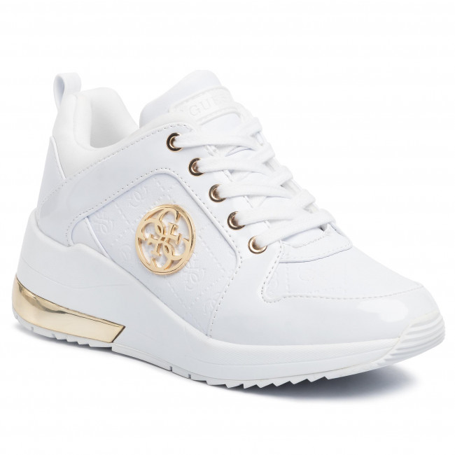 Sneakers GUESS Jaryds4 FL6JRY ELE12 WHITE