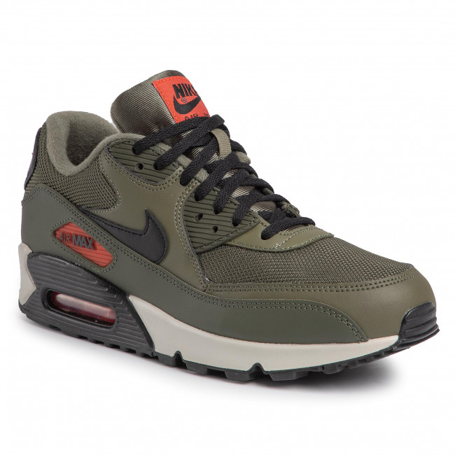 NIKE AIR MAX 90 LEATHER MEDIUM OLIVE por €127,50