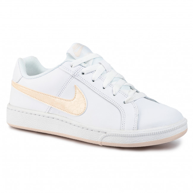 Zapatos Nike - Court Royale 749867 113 White/guava Ice Sneakers