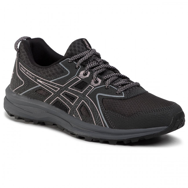 Zapatos ASICS - Trail Scout 1012A566 Graphite Grey/Watershed Rose 020