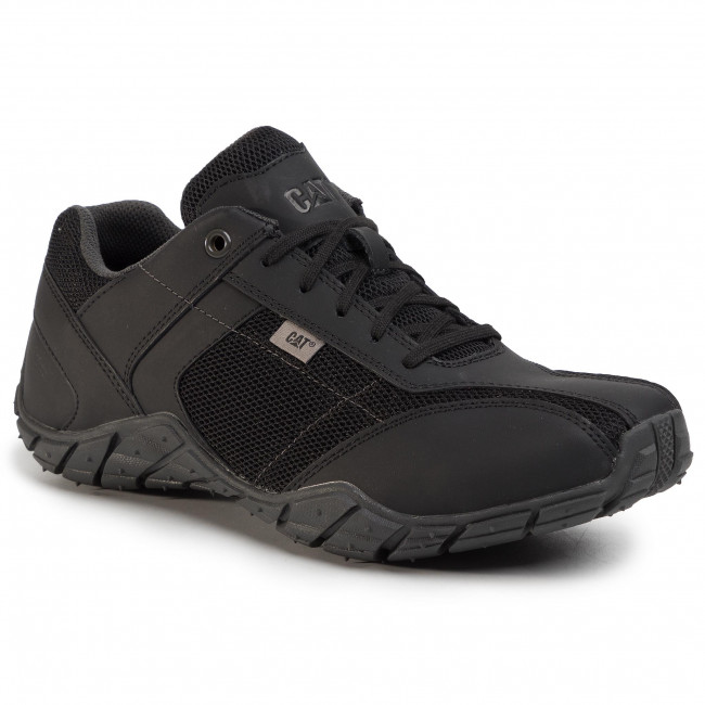 Zapatos Caterpillar - Newton Casual P720084 Black Para Diario