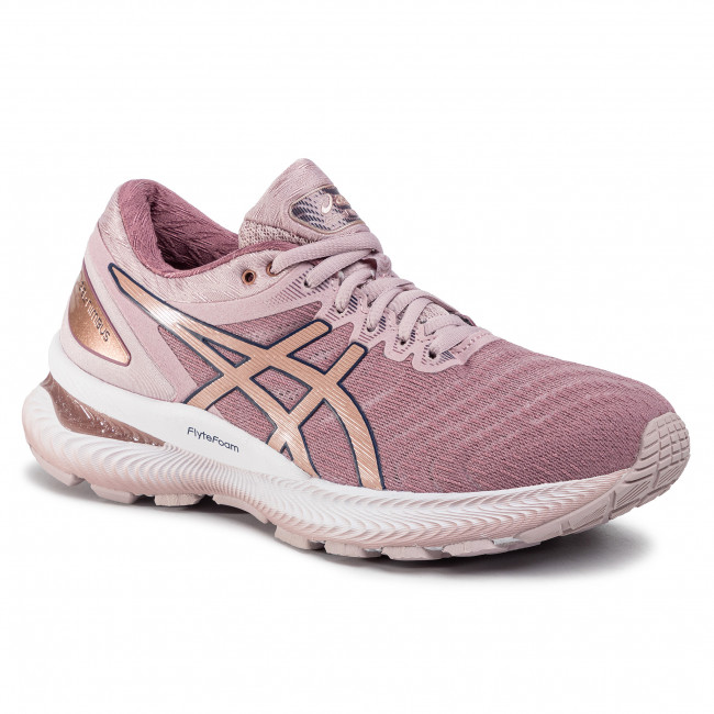 Zapatos ASICS - Gel-Nimbus 22 1012A487 Watershed Rose/Rose Gold 702