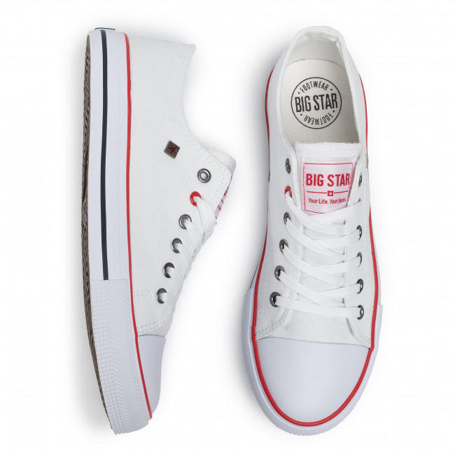 Zapatillas Big Star - T174102 101 White