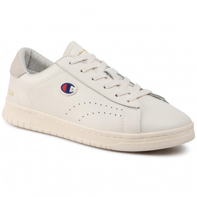 Sneakers Champion - Court Club Patc S21126-fw19-ww001 Wht