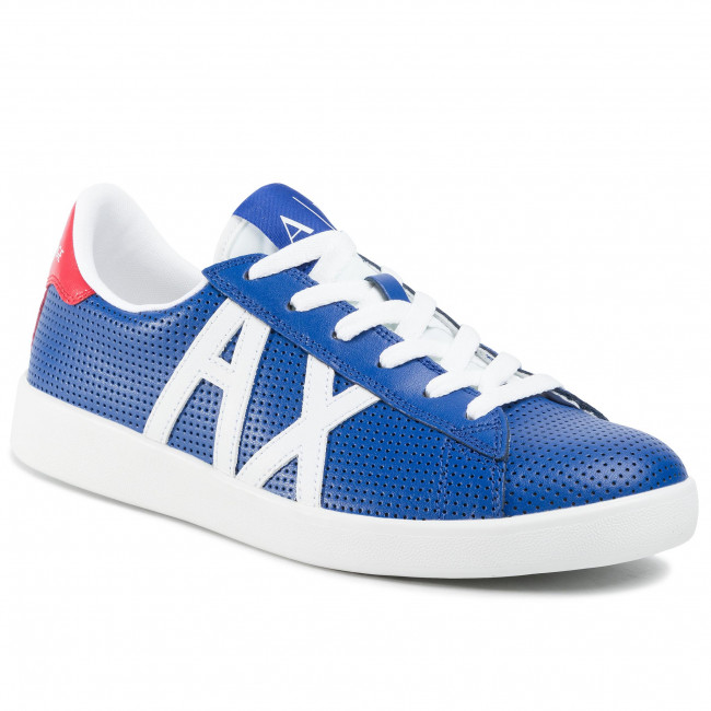 Sneakers ARMANI EXCHANGE - XUX016 XCC60 00005 Blue France