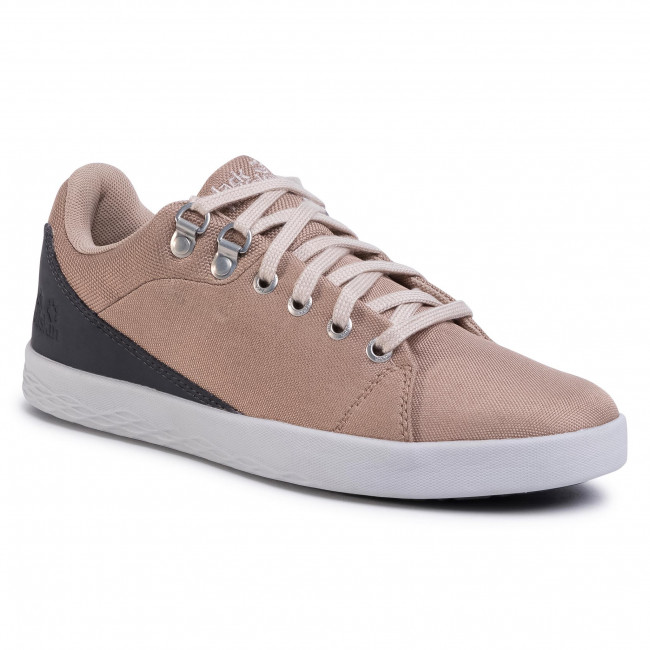 Sneakers Jack Wolfskin - Auckland Ride Low M 4032482 Sand Dune/phantom