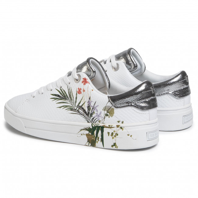 Sneakers Ted Baker - Penil 241730 White Zapatos De Mujer