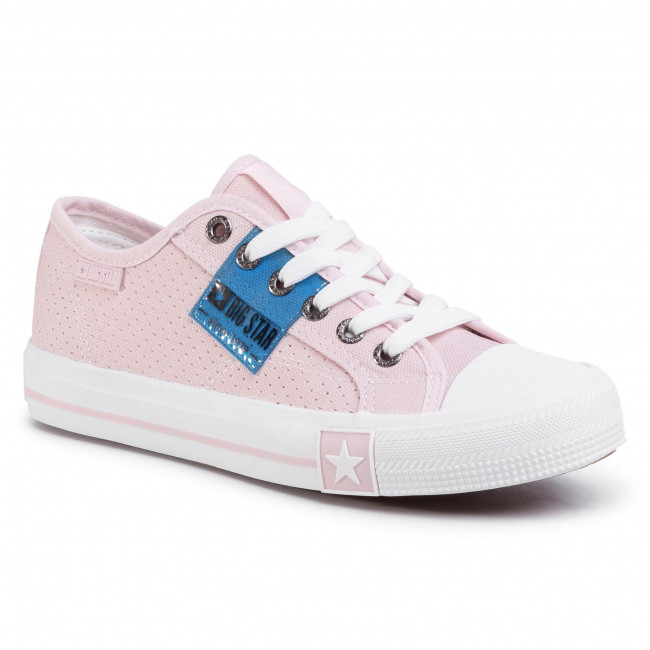 Zapatillas Big Star - Ff274033 Pink Tenis Zapatos