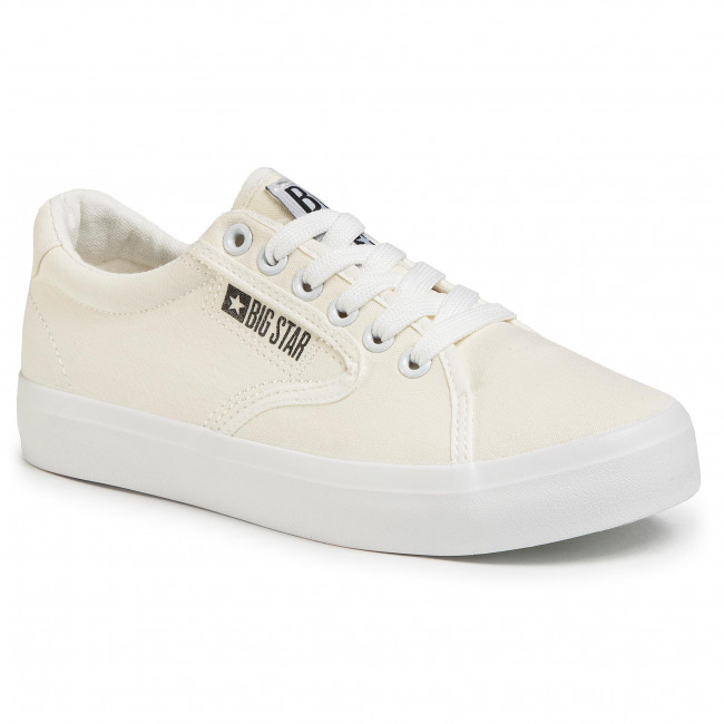 Zapatillas De Tenis Big Star - Ff274a176 White Zapatos