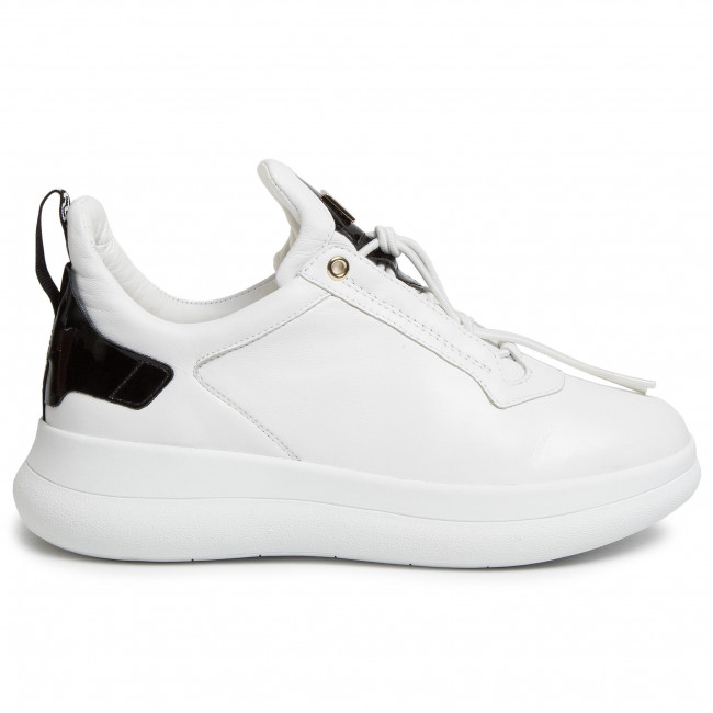 Sneakers Högl - 9-104320 White/black 0201 Zapatos