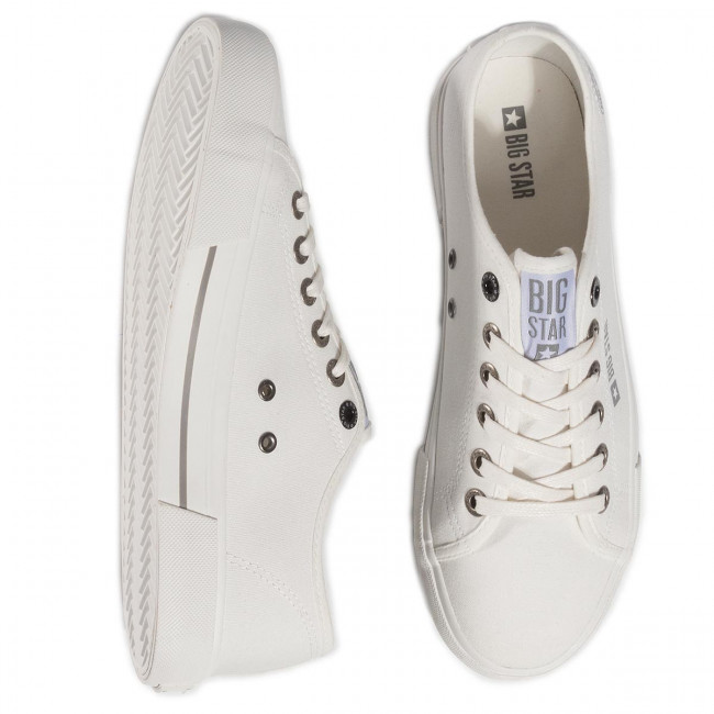 Zapatillas de tenis BIG STAR  FF174056 White