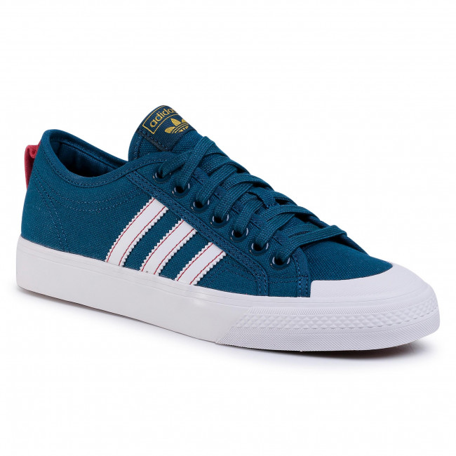 Zapatos Adidas - Nizza Ef5706 Legmar/crywht/glored Sneakers
