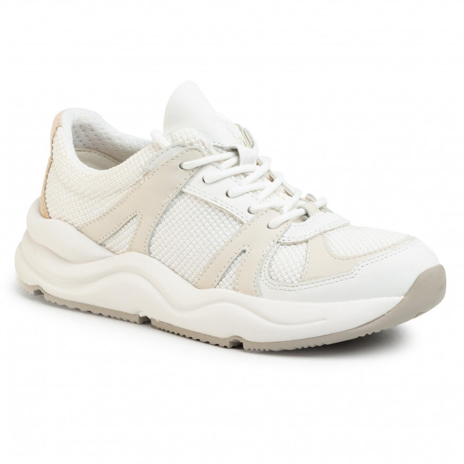 Sneakers Geox - D Topazio A D02gda 01485 C1352 White Off Zapatos