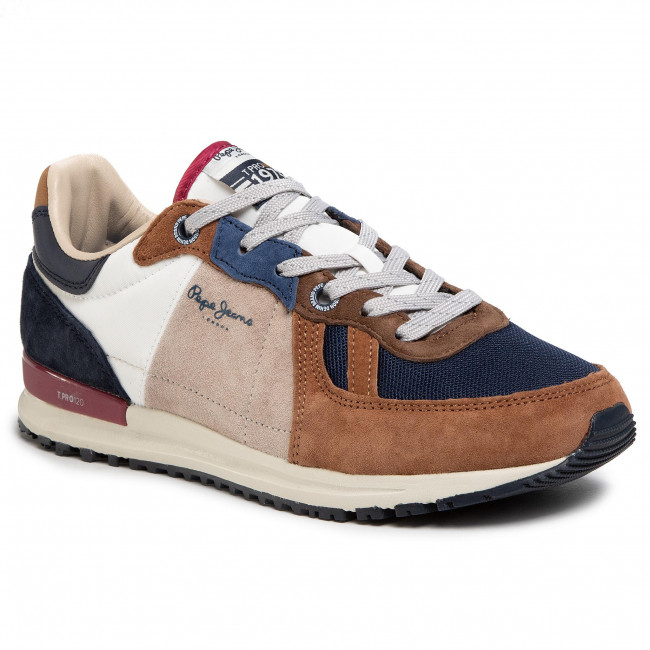 Sneakers Pepe Jeans - Tinker Pro Pms30617 Sand 847