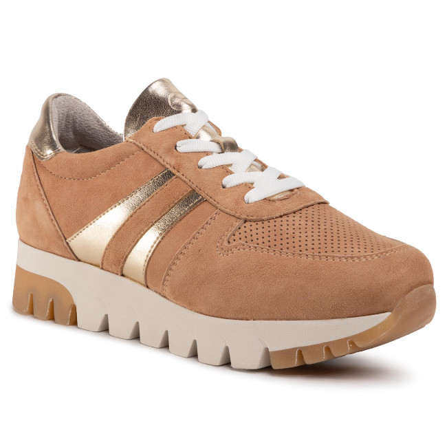 Sneakers Tamaris - 1-23749-24 Camel/lt. Gold 313 Zapatos