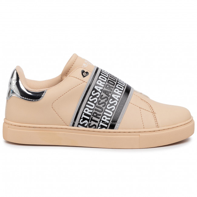 Sneakers TRUSSARDI JEANS - 79A00480 P010 - Sneakers - Zapatos - Zapatos de mujer