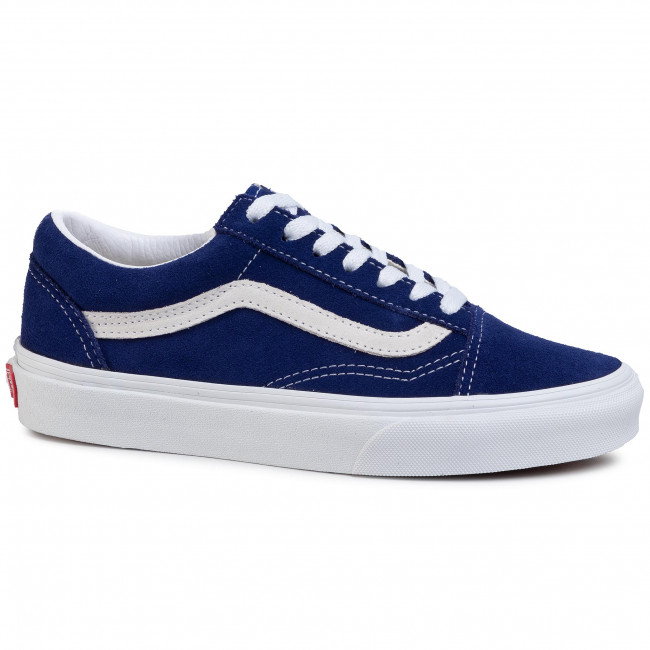 Zapatillas de tenis VANS  Old Skool VN0A4U3BXF71 (Suede) Blueprint