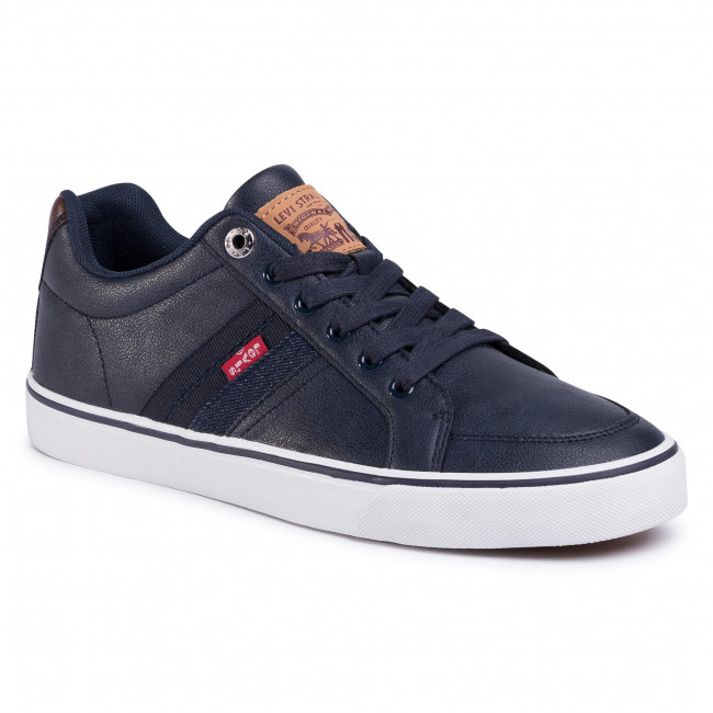 Zapatillas De Tenis Levi's - Turner 229171-794-17 Navy Blue