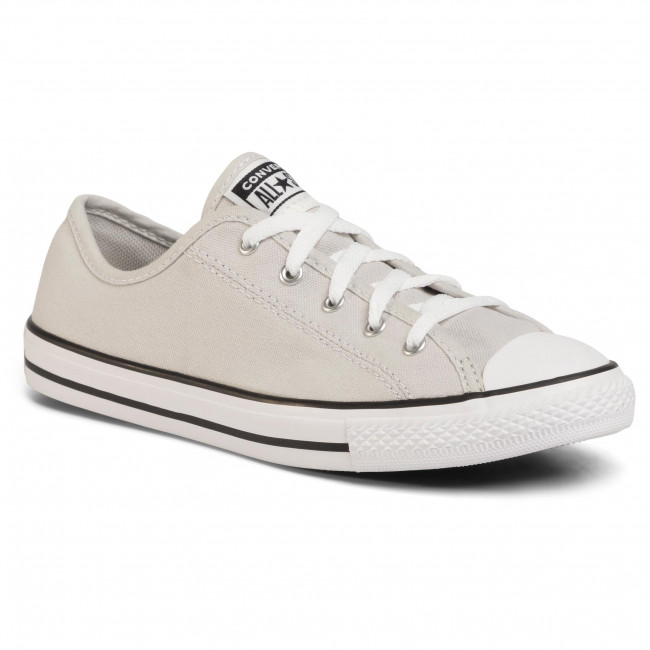 Zapatillas Converse - Ctas Dainty Ox 564983c Mouse/white/black Tenis Zapatos
