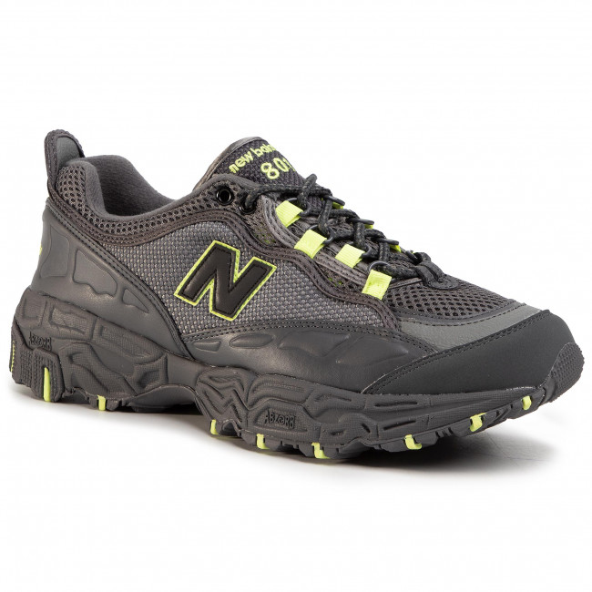 Sneakers NEW BALANCE - ML801NCZ Gris