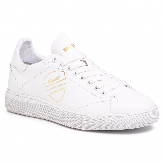 Sneakers Blauer - S0keith02/lea White