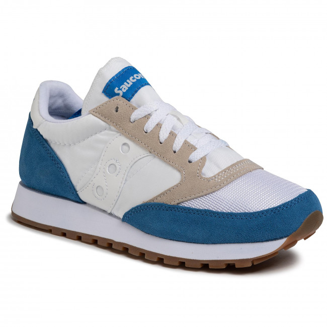 Sneakers SAUCONY  Jazz Original S70368-14 White/Blue