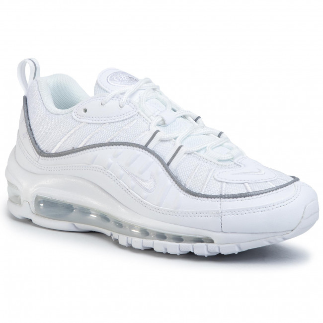 Zapatos Nike - Air Max 98 Ah6799 114 White/white/white Sneakers