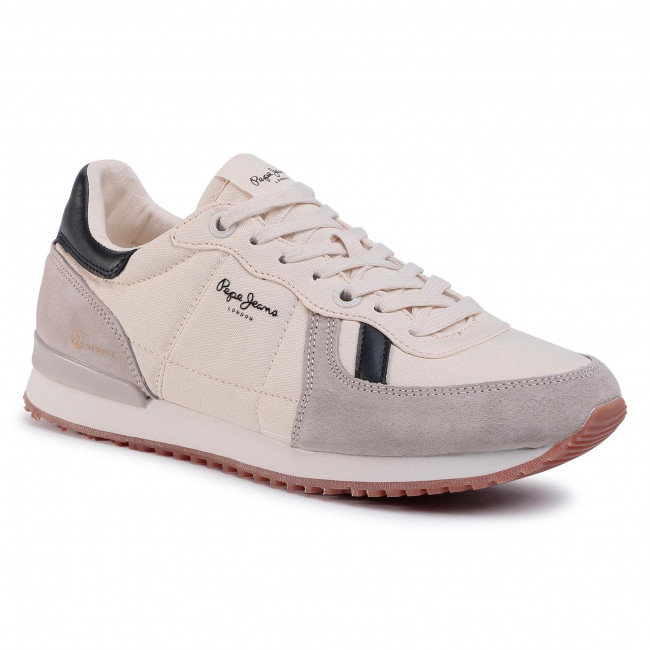 Sneakers Pepe Jeans - Tinker Jogger Pms30614 Stone 836