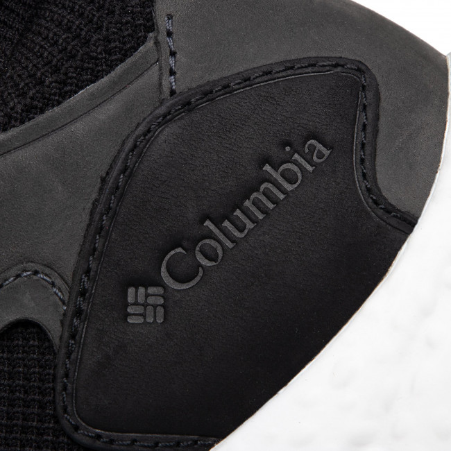 Sneakers Columbia - Sh/ft Outdry Mid Bm0819 Black/monument