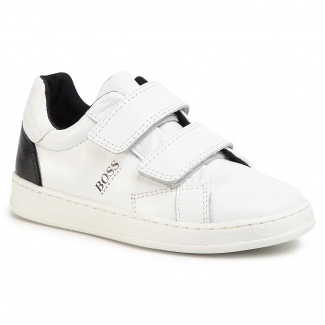 Sneakers BOSS - J29215 White 10B