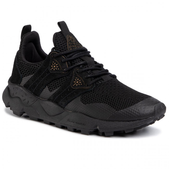Sneakers Flower Mountain - Corax 0012013722.01.1a21 Nero