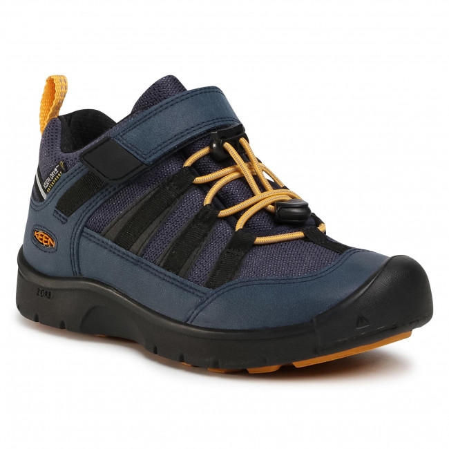 Botas de trekking KEEN - Hikeport 2 Low Wp 1023286 Blue Nights/Sunflower