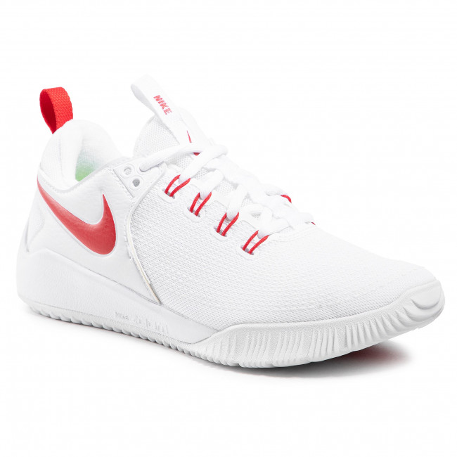 Zapatos NIKE - Air Zoom Hyperrace 2 AA0286 106 White/University Red
