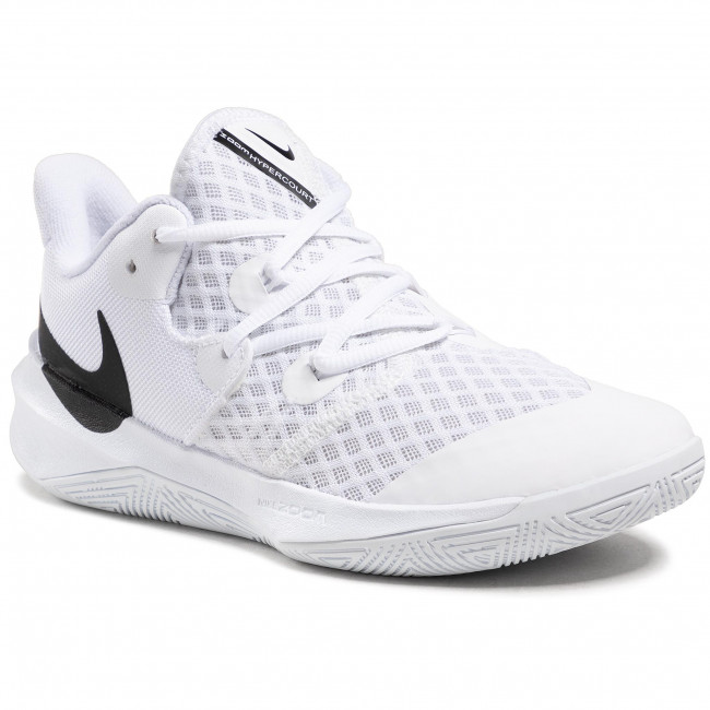 Zapatos NIKE - Zoom Hyperspeed Court CI2963 100 White/Black