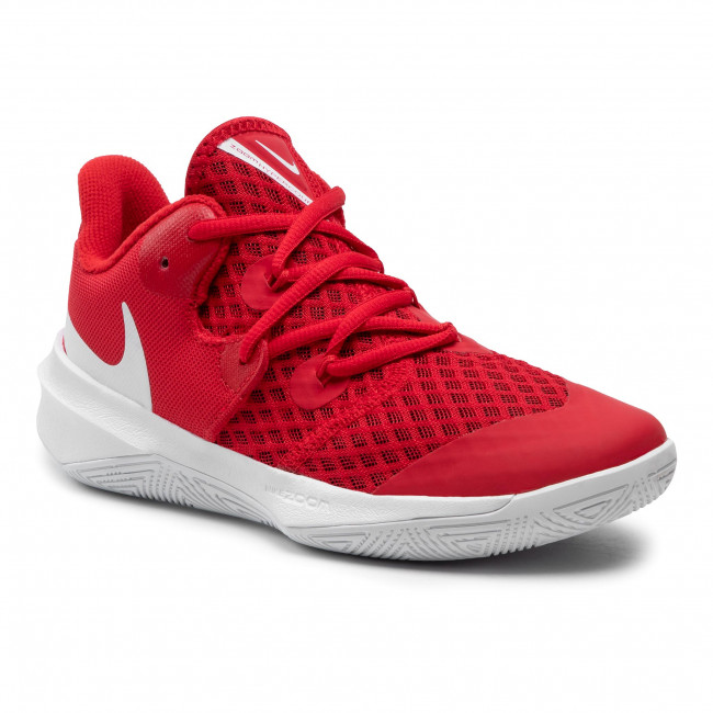 Zapatos NIKE - Zoom Hyperspeed Court CI963 610 University Red/White