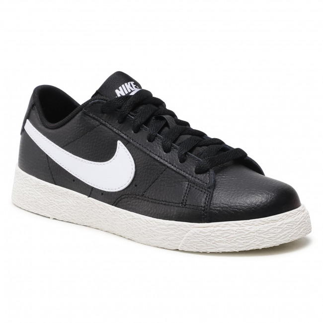 Zapatos NIKE - Blazer Low Gs CZ7106 001 Black/White/Sail