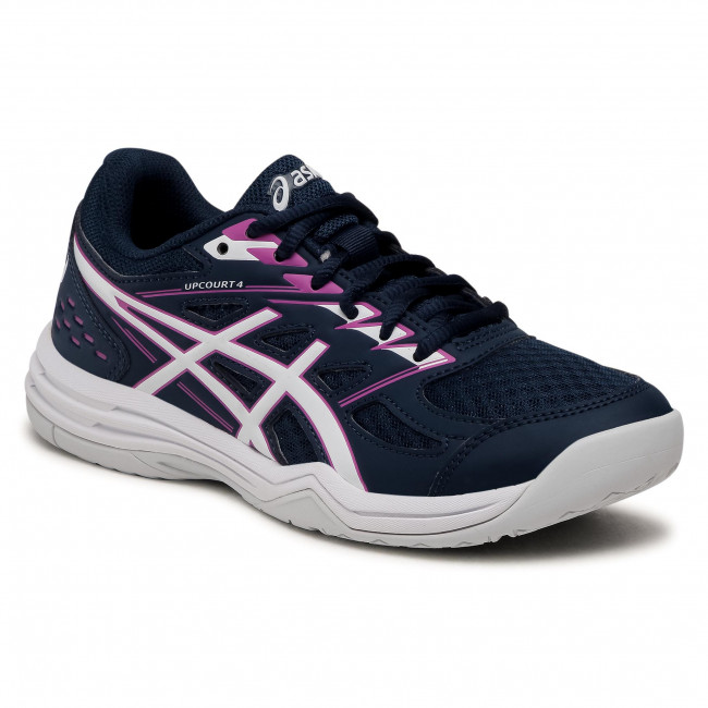 Zapatos ASICS - Upcourt 4 Gs 1074A027 French Blue/Digital Grape 401