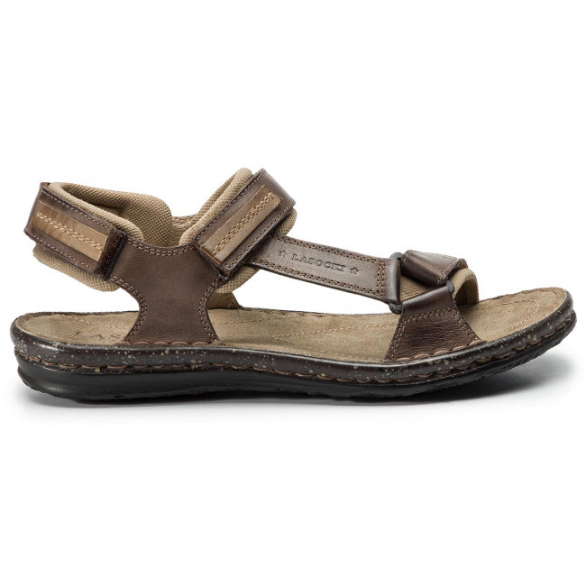 Sandalias Lasocki For Men - Mi18-1-28-381 Dk Brown Chanclas Y De Hombre | Zapatos.es