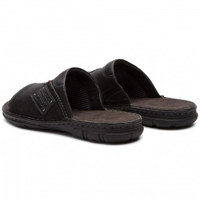 Chanclas Lasocki For Men - Mi08-c271-320-11 Black Y Sandalias De Hombre