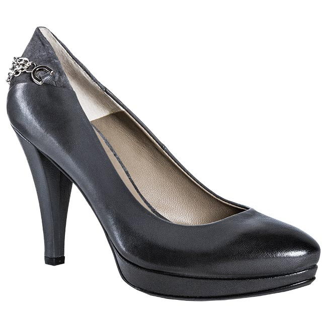 Zapatos GINO ROSSI - DCF062-2K49-027-8585 Gris