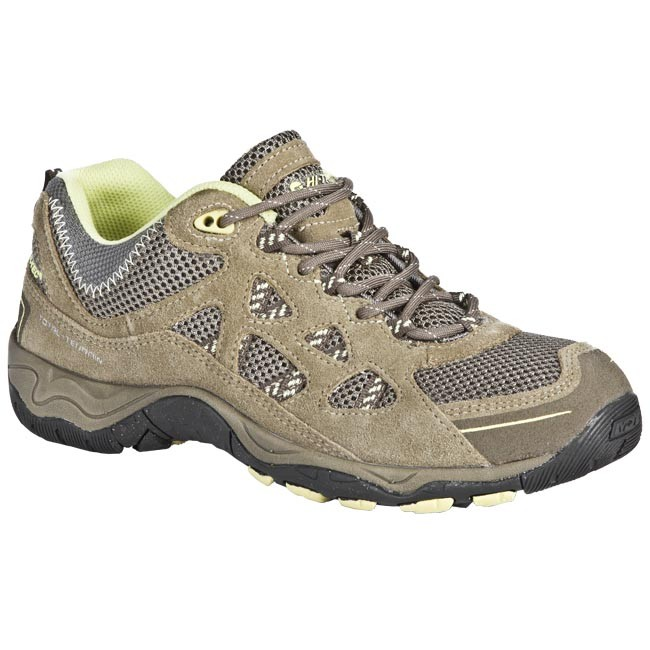 Zapatos HI-TEC - Total Terrain Aero Womens Marrón