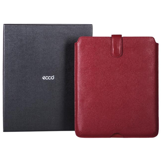 Funda para ipad ECCO - Medina Ipad Pouch 910440690185 Chili Red