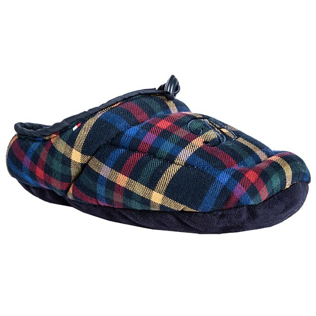 Pantuflas TOMMY HILFIGER - FW56814940 Holiday Check